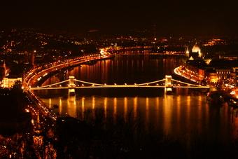 6 dagen Budapest