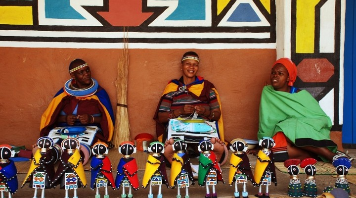 Cultuur in Zuid-Afrika