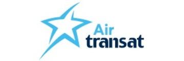 Logo van Air Transat