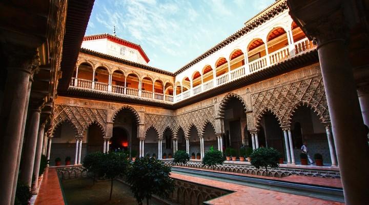 Alcazár Sevilla
