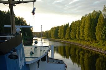 Naar Rusland zonder visum? Pak de boot vanuit Finland
