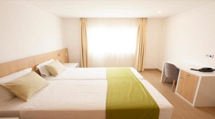 Slaapkamer van Tweepersoonskamer