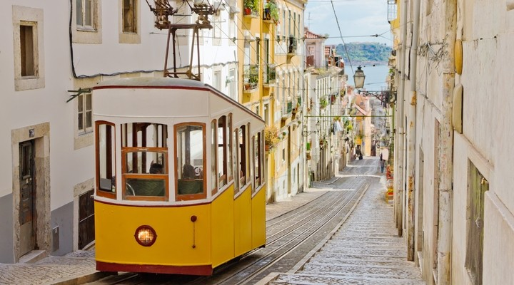 Een dagtocht naar de hoofdstad van Portugal