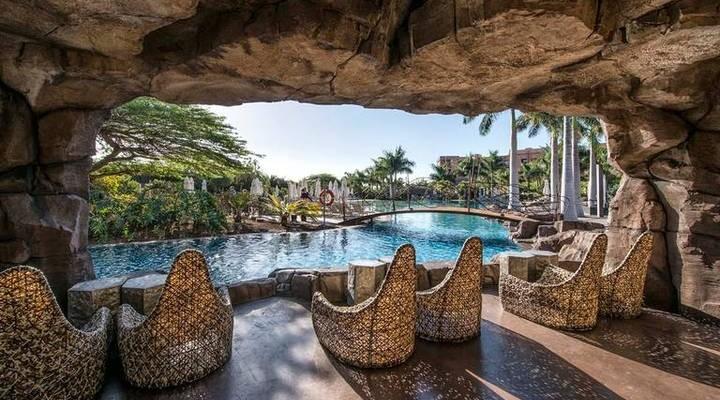 Het kindvriendelijke Lopesan Baobab Resort