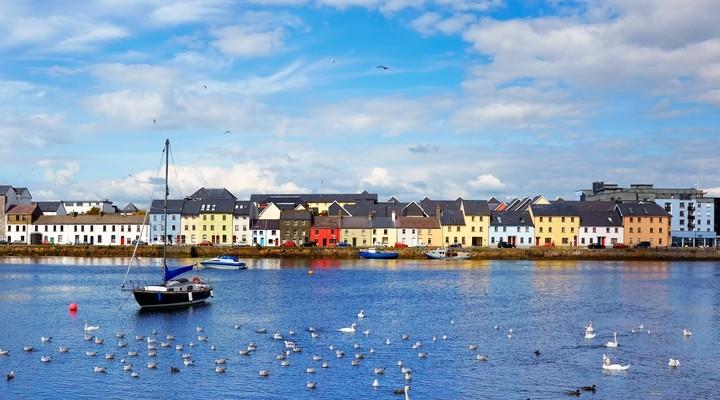 Skyline Galway, Ierland