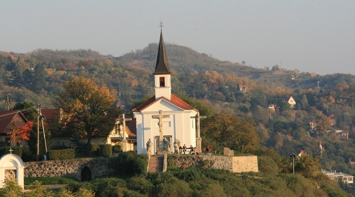 Kapel in Esztergom, Hongarije