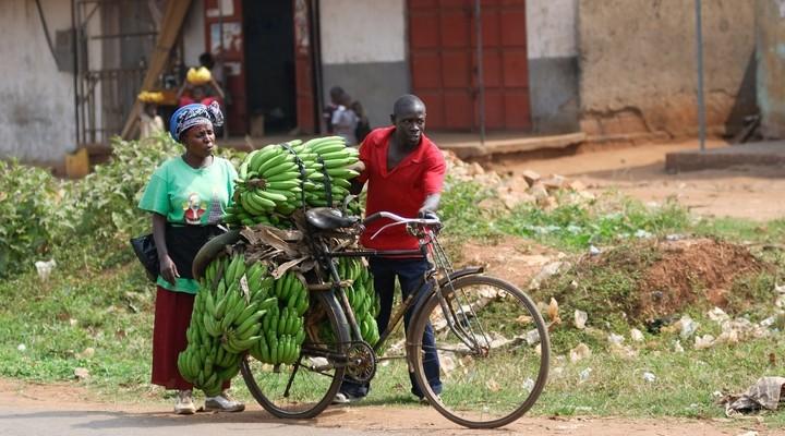 Inwoners van Kampala
