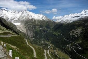 Treinreizen door Zwitserland