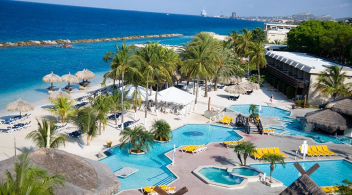 All inclusive genieten in Sunscape Resort
