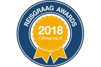 Reisgraag awards 2018