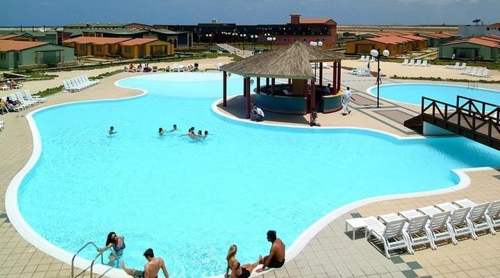 Het VOI Vila do Farol Resort op Sal