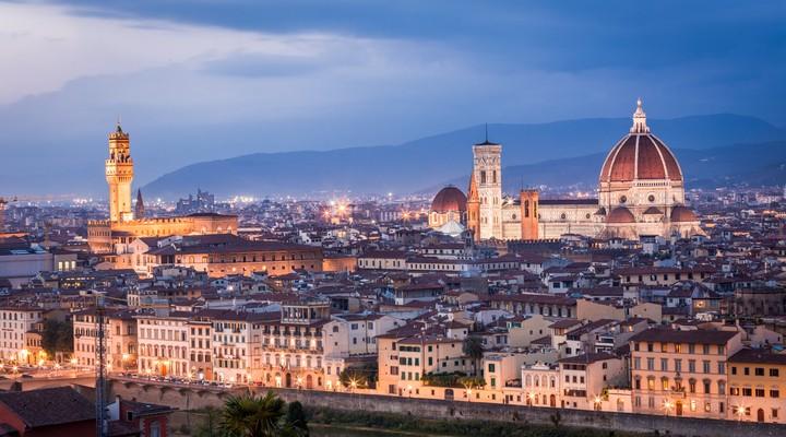 Florence, onderdeel van excursiereis Toscane