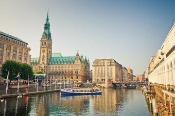 Hamburg Duitsland