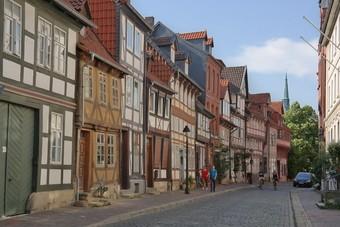 Langs historische steden in Nedersaksen