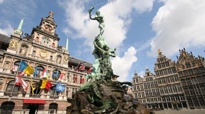Belfort in Antwerpen