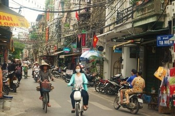 Backpacken door Vietnam