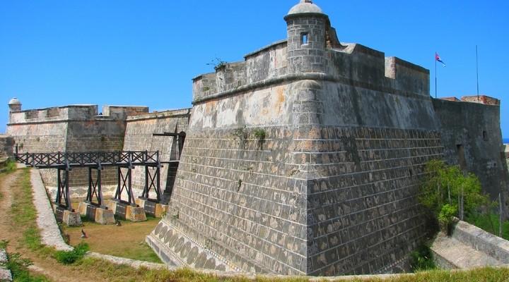 Kasteel van San Pedro de la Roca Santiago de Cuba