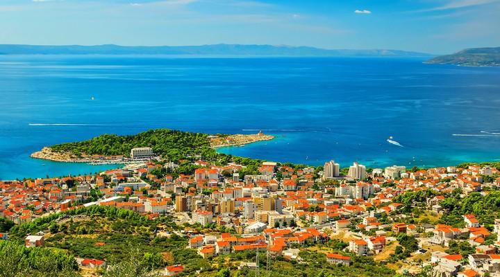 Makarska - Dalmatie - Kroatie
