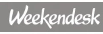 Logo van Weekendesk.nl