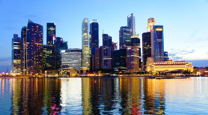 Luxe hotels in Singapore