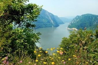 Donau-vallei Veliki Kazan, Servië