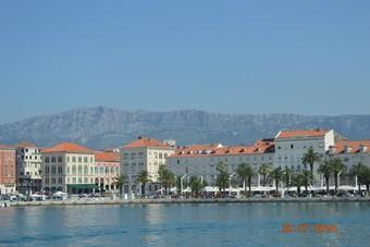 Met de boot Kroatië ontdekken