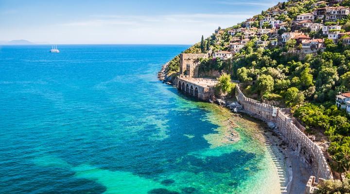 Middellandse Zeekust van Turkije