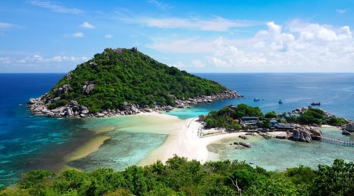 Thailand is een populaire familiebestemming