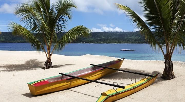 Strand Port Vila, Vanuatu