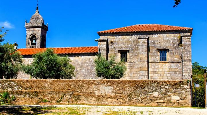 Kapel Santa Susana, Santiago de Compostella