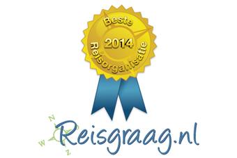 Reisgraag awards 2014