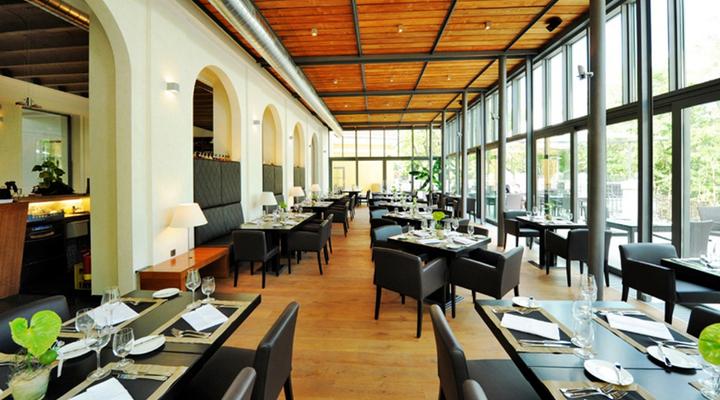 Hotel Albrecht restaurant