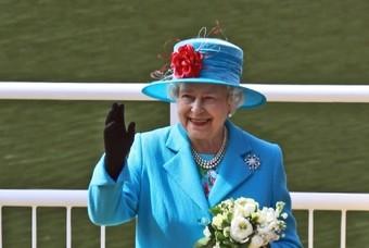 Koningin Elizabeth II van Engeland