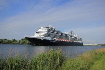 Nieuw schip van Holland America Line