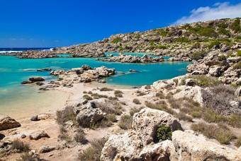 Aspiri Limni Kreta, strand
