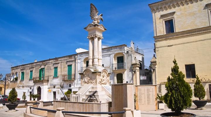 Montescaglioso, Basilicata, Italie