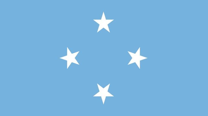 Vlag Micronesia