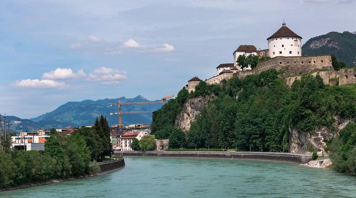 Kasteel in Kufstein