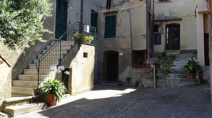 Peccioli, klein stadje in het hart van Toscane