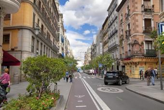 Weekend bij een vriendin in Madrid