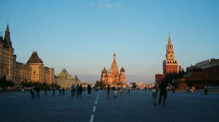 Mooie gebouwen in Rusland