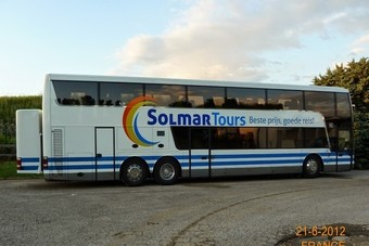 Sneak Preview dagen bij Solmar Tours op 29 en 30 november