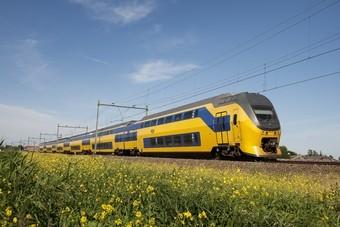 KLM en de NS gaan samenwerken