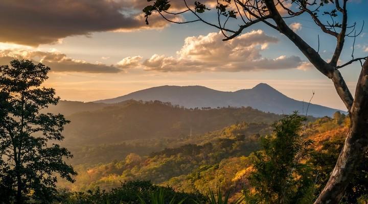 Landschap El Salvador