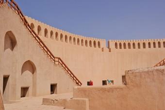 Kamperen in onontdekt Oman