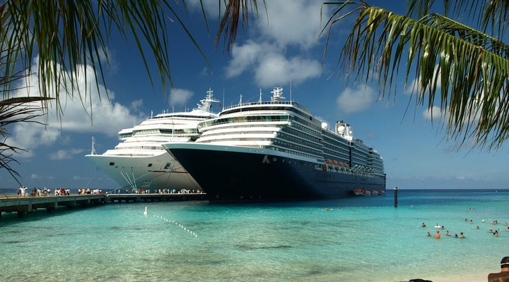 Cruiseschip Indonesië