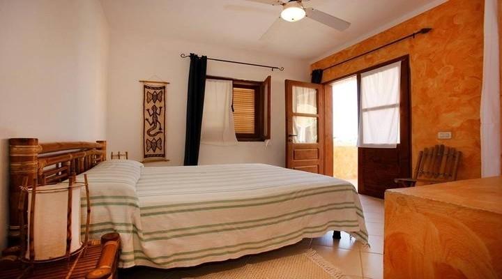 Slaapkamer van Tweekamerappartement
