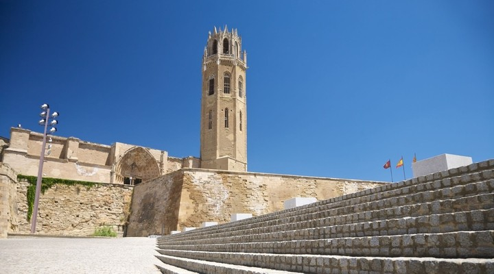 Lleida (Lerida) - Spanje