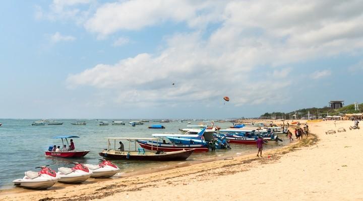 Tanjung Benoa Beach, Bali, Indonesië