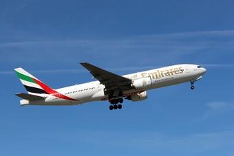 Emirates Airline start met vluchten naar Brussel